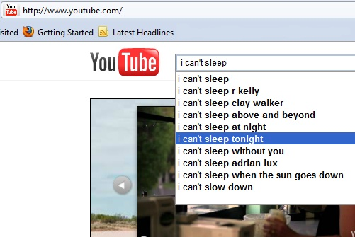 youtube   It Only Goes Up To Your Knees